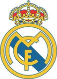 Real Madrid logo icon. Real Madrid Club de Fútbol, commonly known as Real Madrid, is a professional football club based in Madrid, Spain. Founded on 6 March royalty free illustration
