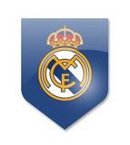 Real Madrid de FC ilustración del vector