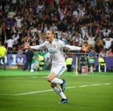Real Madrid 2018 do final da liga de campeões de UEFA v Liverpool fotos de stock