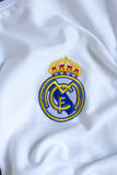 Real Madrid emblem. Royalty Free Stock Photo