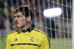 Real Madrid gracze zdjęcie stock