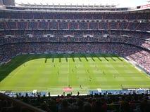 Real Madrid tegen SD Eibar Stock Afbeelding