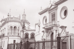 Real Maestranza Bullring, Seville Stock Image