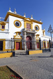 Real Maestranza de Caballeria de Sevilla, in Seville, Spain Royalty Free Stock Photos