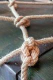 Real marine knots stock photos