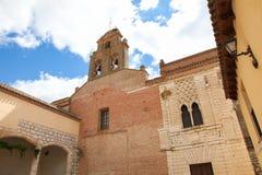 Real Monasterio de Santa Clara de Tordesillas Stock Image