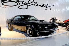 A real muscle car, Ford Mustang Stock Images