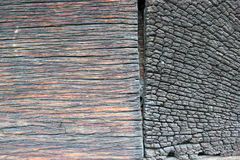 Real old oak wood texture Royalty Free Stock Image