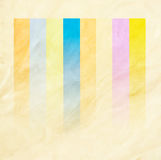 Real paper add texture for infographics Royalty Free Stock Images