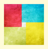 Real paper add texture for infographics Royalty Free Stock Photography