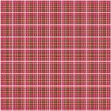 Real picnic table cloth. Illustration Stock Photo