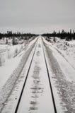 The Real Polar Express Royalty Free Stock Image