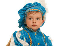 Real princes don't cry Royalty Free Stock Photography