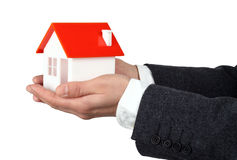 Real property or insurance concept stock photo