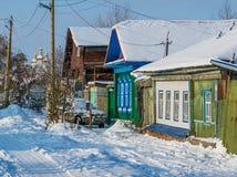 Real Siberia  Royalty Free Stock Image