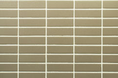 Real Small Grey Ceramic Tile Pattern Stock Image