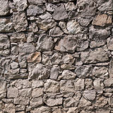 Real stone wall texture Royalty Free Stock Photo