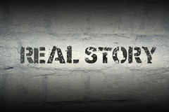 Real story GR Stock Photo