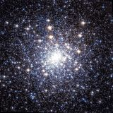 Small Starry Cluster Nebula Enhanced Universe Image Elements From NASA / ESO | Galaxy Background Wallpaper. These real universe images are recolored by hand not stock image