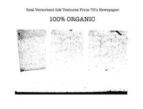 Free Real Vectorized Black Traced Ink Textures From 70 S Newspaper Stock Photography - 44327342