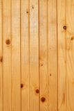 Real wood planks on wall Stock Photos