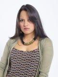 Real young hispanic latin Stock Photography