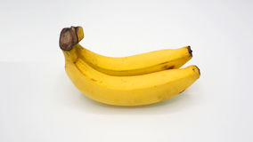 Reala dwa banan Fotografia Royalty Free