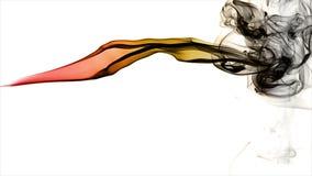 Reala kadzidło swobodny ruch colorized zbiory