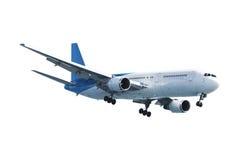Reale Düsenflugzeug Lizenzfreie Stockbilder