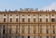 Reale della villa, Monza Lombardia, Italia Immagini Stock Libere da Diritti
