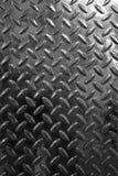 Reale Diamant-Platte Stockbild