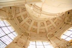 reale interno di chambord del castello Immagini Stock