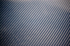 Reale Kohlenstoff-Faser Stockfotografie