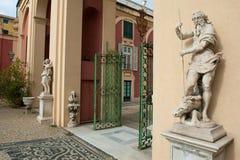 reale palazzo genoa стоковые фотографии rf