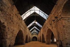 Reales Atarazanas in Sevilla, Andalusien, Spanien Lizenzfreie Stockfotografie