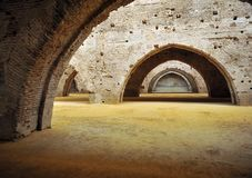 Reales Atarazanas w Seville, Andalusia, Hiszpania Zdjęcia Stock