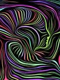 Realidad de líneas internas libre illustration