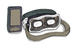 Realidad virtual Fotografía de archivo libre de regalías