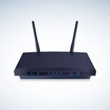 Realisti Wireless Router Stock Photography