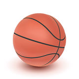 Realistic basketball Royalty Free Stock Photos