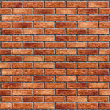 Realistic brick wall Stock Images