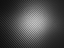Realistic carbon fiber Royalty Free Stock Photography