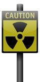 Realistic Caution Sign Stock Photos