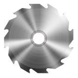 Realistic circular saw. Blade. Vector illustration Royalty Free Stock Image