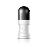 Realistic cosmetic bottle Royalty Free Stock Image