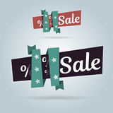 Realistic curved banner. Super Sale, special offer. Vector illustration website elements. Realistic curved banner. Super Sale, special offer. Website elements Stock Photo