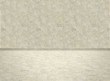 Realistic 3D presentation empty room Royalty Free Stock Images