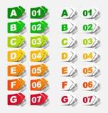 Realistic design elements vector illustration