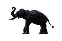 Realistic elephant sculpture Royalty Free Stock Photography