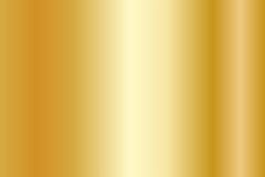 Realistic gold texture. Shiny metal foil gradient. Vector illustration Royalty Free Stock Photos